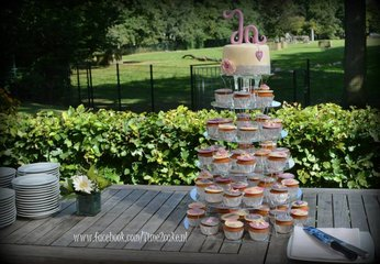 Taarten, Cupcakes & Sweet Table