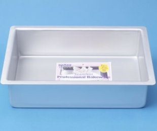 PME Deep Oblong Pan 17,5 x 27,5 x 7,5 cm.