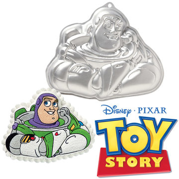 Wilton Cake Pan Toy Story