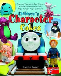 Chidren's Character Cakes