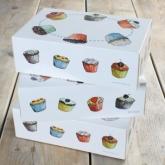FunCakes Cupcake Doosje - 6 Cupcakes pk/3