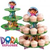 Wilton Cupcake Standaard - Dora the Explorer