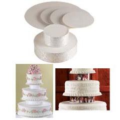 Wilton Tailored Tiers Cake Display Set