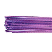 Culpitt Floral Wire Metallic Purple - 24 Gauge
