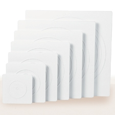Wilton Decorator Preferred Square Separator Plate 25 cm.