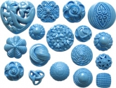 FI Molds Button Set 16
