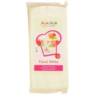 FunCakes Marsepein Wit Floral White 1kg