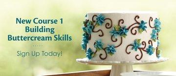 Wilton Methode Course 1, Building Buttercream Skills