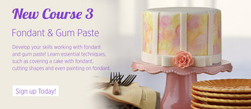 Wilton Methode Course 3, Gum Paste and Fondant