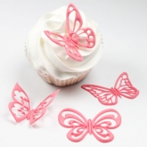 JEM Fantasy Butterflies Cupcake Tops