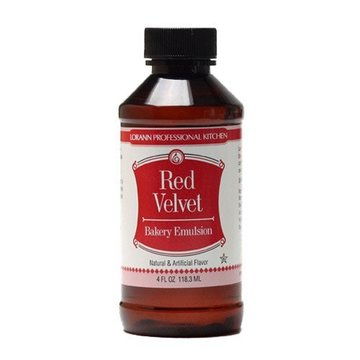 Lorann Bakery Emulsion Red Velvet