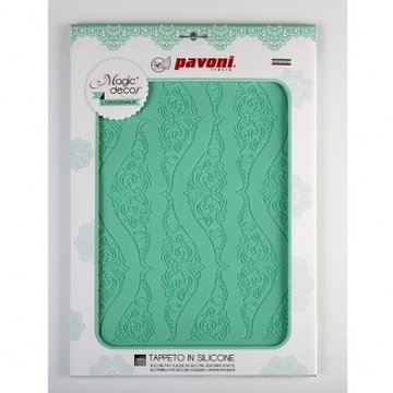 Pavoni Magic Decor Silicone Stripe Lace TMD08