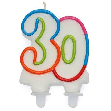 Kaars 30