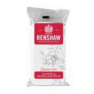 Renshaw Flower & Modelling Paste Wit 250g