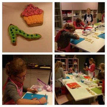 Kinderfeestje Koekjes Bakken & Versieren