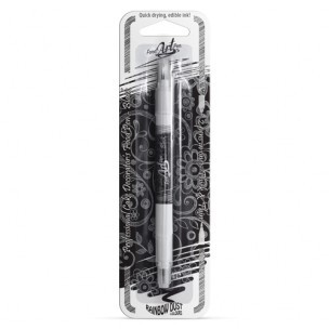 RD Food Art Pen, Jet Black