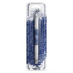 RD Food Art Pen, Navy Blue