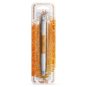 RD Food Art Pen, Orange
