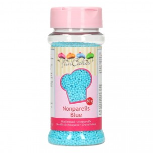 FunCakes Musketzaad - Blauw 80gr