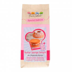 FunCakes Special Edition Mix voor Moscovische Tulband 500g