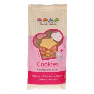 FunCakes Mix voor Cookies 500 gram
