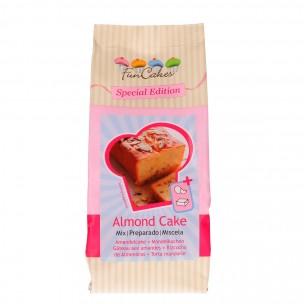 FunCakes Special Edition Mix voor Amandel Cake 500g