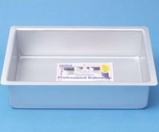 PME Deep Oblong Pan 22,5 x 32,5 x 7,5 cm
