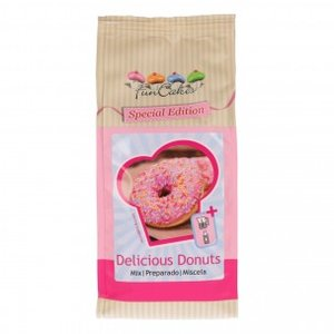 FunCakes Special Edition Mix voor Delicious Donuts, 500g