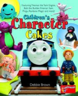 Chidren's Character Cakes