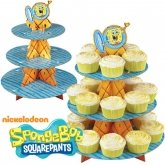 Wilton Cupcake Standaard - Spongebob SquarePants