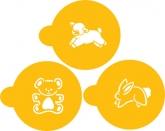 Baby Animals Designer Stencil