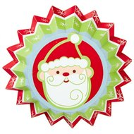 Wilton Snowflake Wishes Santa Baking Cups, 75s