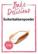 Bake Delicious Suikerbakkerspoeder 5kg