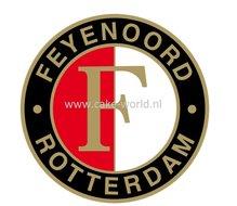 Feyenoord Logo eetbare print