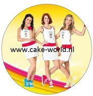 K3 taartprint