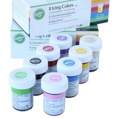 Wilton icing colors