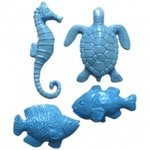 FI Molds Small Sea Creatures