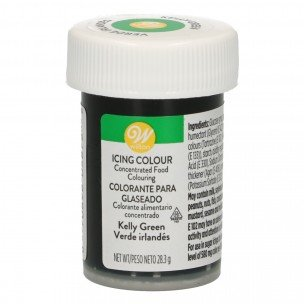 Wilton Icing Color Kelly Green, 28 gram