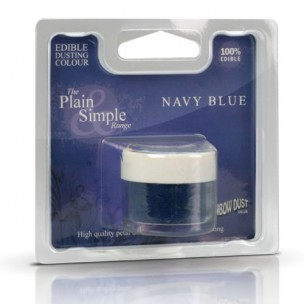 RD Plain & Simple blue, Navy blue 2 gram