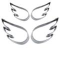 Koekjes uitsteker Angel Wings