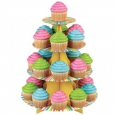 Wilton Cupcake Standaard - Color Wheel