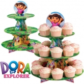 Wilton Cupcake Standaard - Dora the Explorer