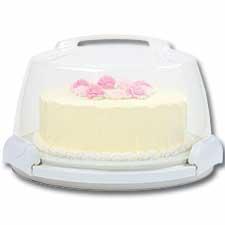 Wilton Portable Cake Caddy Round