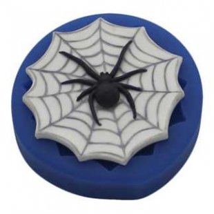 FI Molds Spider in Web