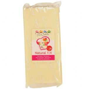 FunCakes Marsepein Blank 1:4 Rolkwaliteit 1kg