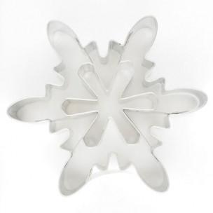 Koekjes Uitsteker IJskristal 1, 7,5cm
