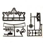 Patchwork Cutter Crown