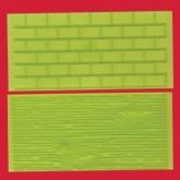 FMM Impression Mat 1 Gemetselde muur/Boomnerf