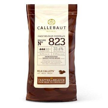 Callebaut Chocolade Callets - melk 1kg