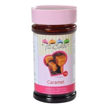 FunCakes Smaakstof Caramel 100g